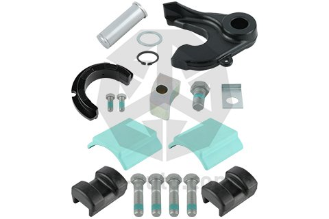 520 61 4101 - Repair kit for lock and bearings