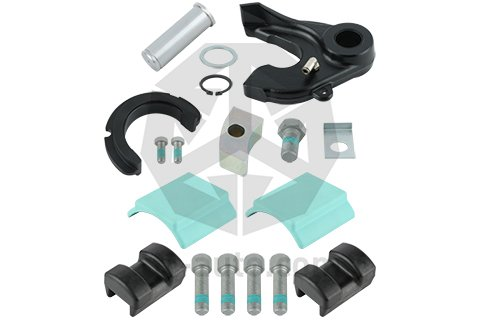 520 61 4102 - Repair kit for lock and bearings